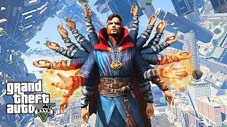 ULTIMATE DOCTOR STRANGE MOD!! (GTA 5 Mods)