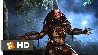 Predator (1987) - One Ugly Motherf***er Scene (4/5) | Movieclips