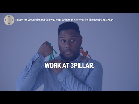 See Yourself Working at 3Pillar - in 360!