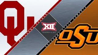 OU Highlights vs Oklahoma State (11/10/2018)