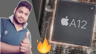 Apple A12 Bionic Chip🔥 - The smartest, most powerful chip in a smartphone???