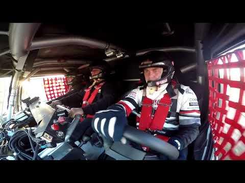 Riwald testing Renault Hybrid rallytruck for Dakar