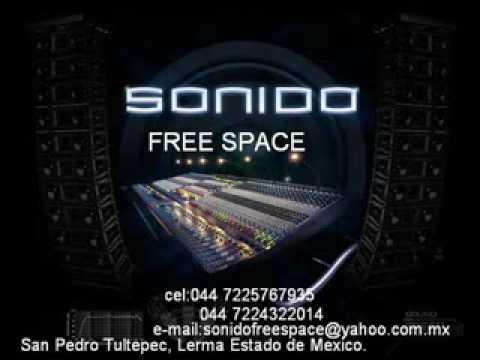 Cumbia Danza lobos Exito de Sonido FREE SPACE: sonidofreespace@yahoo.com.mx