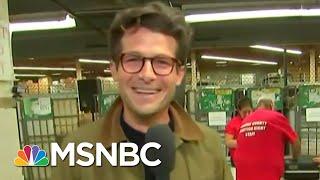 Jacob Soboroff's Election Night Coverage Sets Off Alarm Bells   MSNBC
