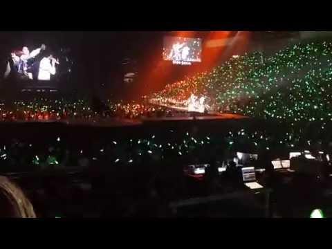 相信 - 蘇打綠 10週年世界巡迴演唱會 台北場 140705 空氣中的視聽與幻覺」