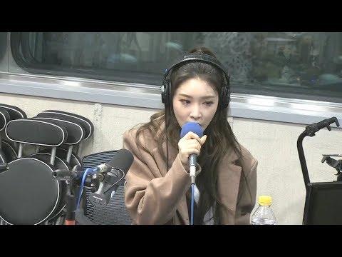 180124 청하(Chung Ha) - Roller Coaster(Live)