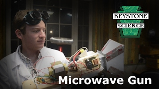 How to make a Microwave Gun