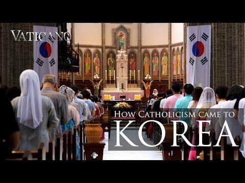 Korean Catholic Martyrs - Special Exhibit at Vatican Museums - EWTN Vaticano