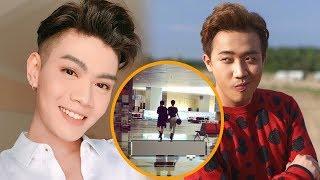 HOT -Bắt gặp cảnh Trấn Thành tình tứ cùng Đào Bá Lộc tại sân bay Singapore giữa scandal tình ái