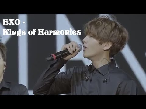 EXO - Kings of Harmonization (Live Version)