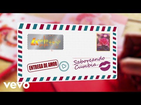Los Ángeles Azules - Saboreando Cumbia (Animated Video)