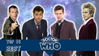 Top 10 BEST Doctor Who Stories (New Series)