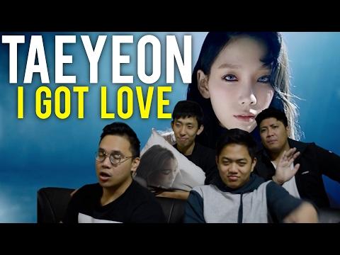 TAEYEON | I GOT LOVE MV Reaction #taebaealltheway