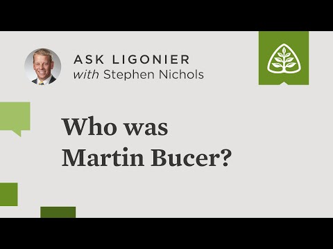 Who was Martin Bucer?