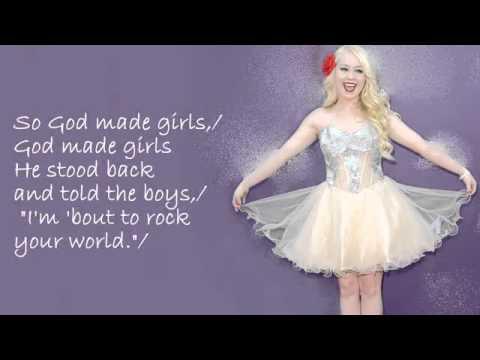 RaeLynn - God Made Girls Lyrics (DOWNLOAD MP3)