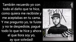 Mil Lágrimas - Nicky Jam (Lyric Video)