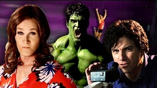 Bruce Banner vs Bruce Jenner. Epic Rap Battles of History