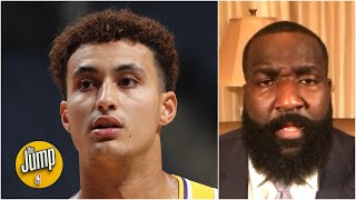 The Lakers need to figure out what to do with Kyle Kuzma - Kendrick Perkins | The Jump