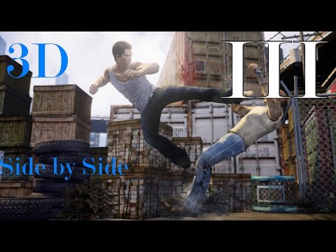 3D Fights: Martial Arts Club III (Sleeping Dogs) (3D for PC/3D phones/3D TVs/Crossed Eyes)