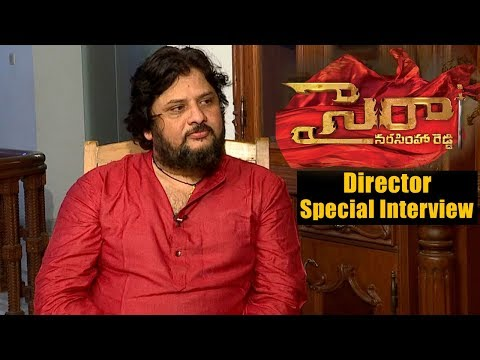 Director-Surender-Reddy-Interview-About-Sye-Raa-Narasimha-Reddy