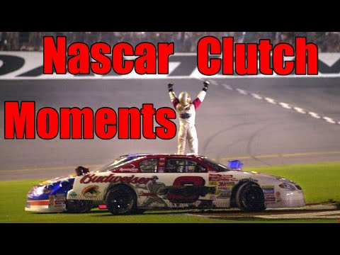 Nascar Clutch Moments