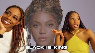 BEYONCÉ BLACK IS KING REACTION + REVIEW