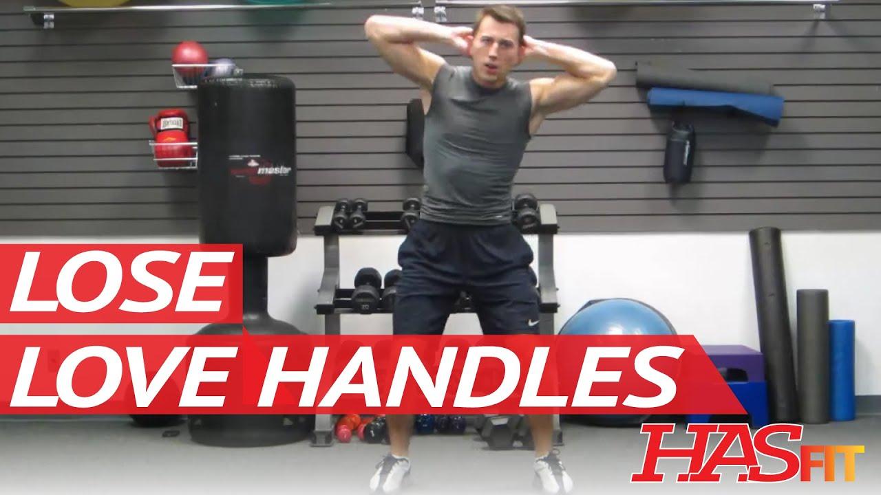 Get Rid of Love Handles Workout | BEST Oblique Exercises ...