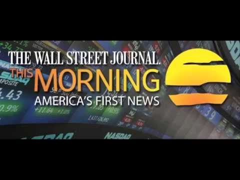 WSJ This Morning Interview - Healthcare.gov Performance