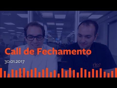 Call de Fechamento  - 30 de Janeiro de 2017.