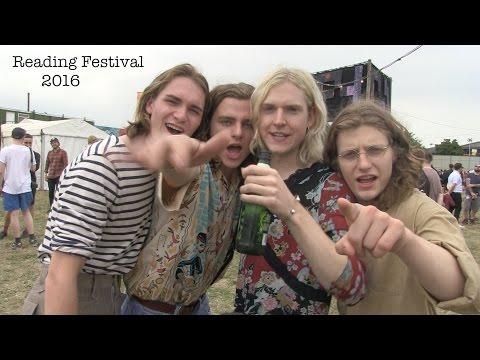 Reading Festival 2016: Sundara Karma