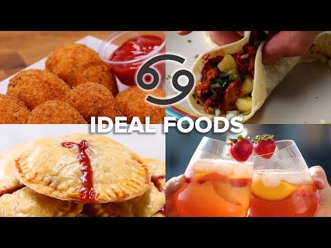 Ideal Recipes For Cancerians