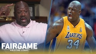Shaq Still Furious About Being Denied Unanimous MVP by Reporter: