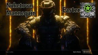 Black Ops 3 NUKETOWN *NEW* EASTER EGG! - Mannequin WEEPING