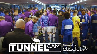 TUNNEL CAM | MAN CITY 2-1 CHELSEA