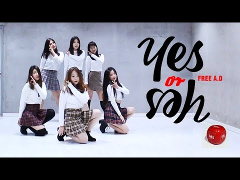 TWICE(트와이스) - YES or YES  Dance Cover by.FREE A.D (6명)