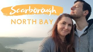 Easter Monday walk, beer and a bit of drama - Exploring Scarborough #2