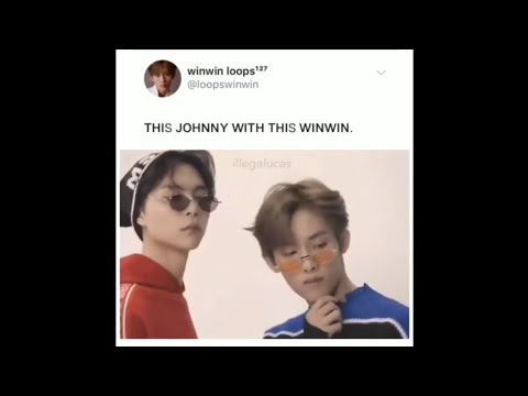 NCT Vines that will help TEN escape from the S.M. dungeon