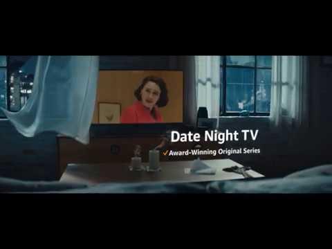 amazon.co.uk & Amazon Voucher Codes video: Amazon Prime - Date Night. Delivered.