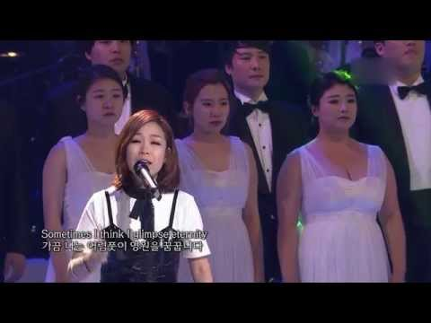 Lena Park (박정현) - You Raise Me Up (with Symphony Orchestra) @ 2015.01.04 Live Stage