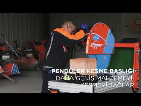 CM70 ALU Gazbeton, Tuğla, Bims Kesme Makineleri