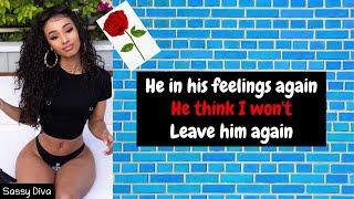 Rubi Rose - He In His Feelings (Lyrics)