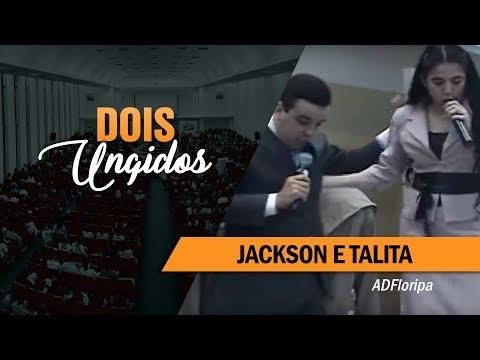 Jackson e Talita - UMADFLOR 2007 - www.obomsamaritano.com.br