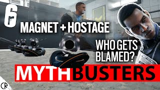 Mythbusting Wamai - What Happens if? - Shifting Tides - Tom Clancy's Rainbow Six Siege