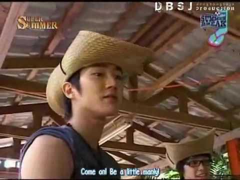 Siwon got scared