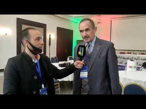 عبدالسلام العزوزي عضو الفيدرالية المغربية لناشري الصحف