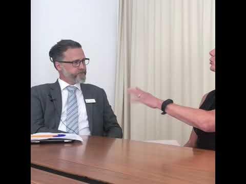 Vd intervjuar Damian Brunker