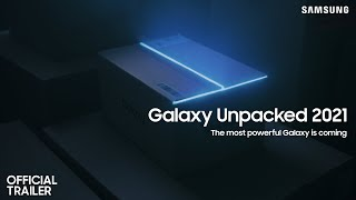 Galaxy Unpacked April 2021: Official Trailer | Samsung
