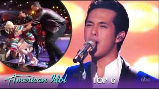 Laine Hardy: Katy Perry LOSES IT After This Johnny B. Goode Performance!   American Idol 2019