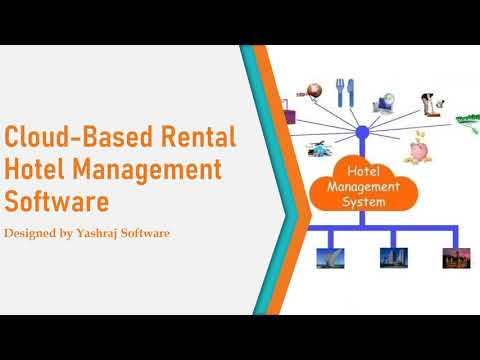 Cloud-Based Rental Hotel Management Software in India