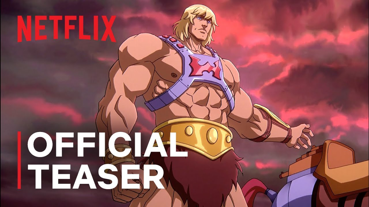 Masters of the Universe: Revelation | Official Teaser | Netflix
